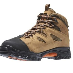 Men's Hudson Steel-Toe Work Boot